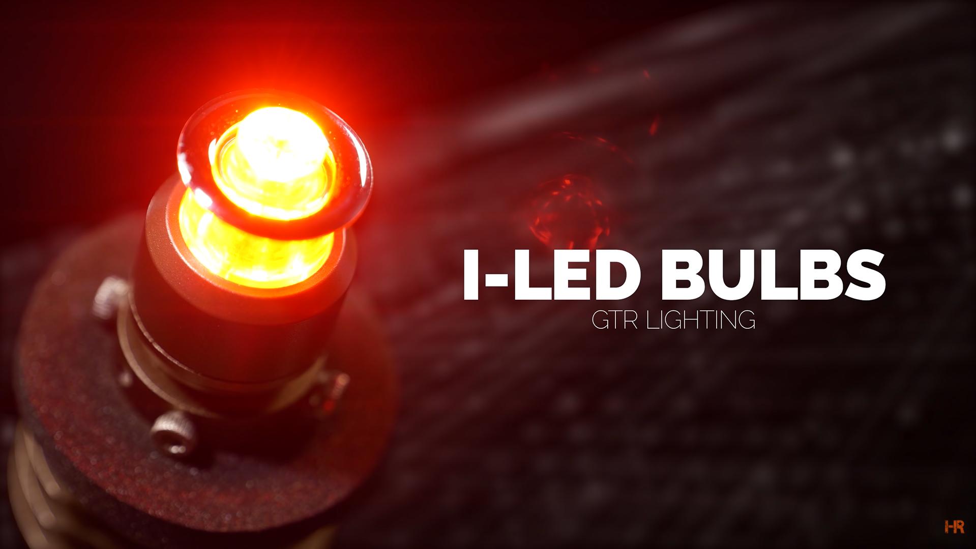 GTR lighting ILED Bulb Turn Signal Install