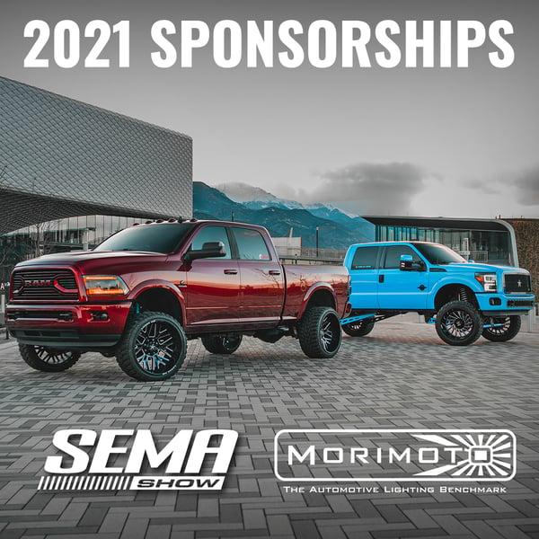Morimoto Lighting in Search of Headlight Sponsorships for SEMA 2021